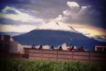 Popocatepetl / Volcanes