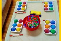 Party / Playdate themed ideas - Playdoh