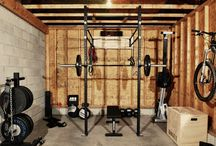 Pullup Rigs / by Rogue Fitness