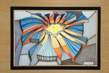 Art Raffle Prizes / Prizes and Winners in the Michael Carlton Art Raffle