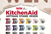 Delicieux & Kitchenware Direct KitchenAid Giveaway