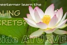 An Ayurveda course for westerners! Finally!!! / On 6th October it starts one of the best online course ever organized for westerners. Open your minds and your brains and let's learn how to look and treat at our bodies from a different perspective.