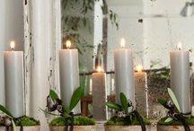Provence, biela, šedá, ošúchaná