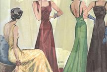 1930's fashion / by Pati Springmeyer