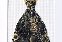 Buttons and jewels