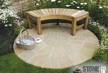 Paving Ideas / Creating beautiful paving, patios and gardens