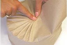 Japanese pleating / Anything round!