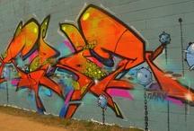 Graffiti & Street Art / A collection of my favourite graffiti & street art from around world / by Tom Britton