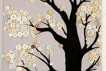 Düğmeli ağaç