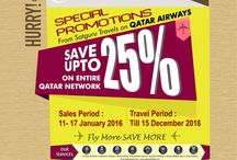 special promotions  on airways / special discount offers
