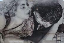Mural Baguette Me Not