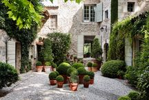Provence terrace