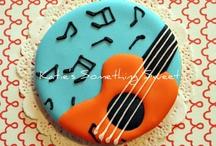 cake guitar