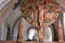 Kyrkligt kulturarv i Sverige / Kyrkobyggnader och kyrkokonst är en del av ett nationellt kulturarv. En skatt som representerar både tiden och före reformationen. Många av de mest värdefulla kyrkorna och kyrkliga föremålen är äldre än nationen Sverige.