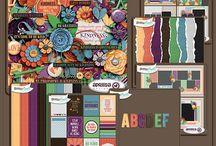 {Kindness is Free} Digital Scrapbook Kit by Aprilisa Designs