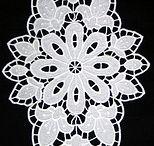 Cutwork embroidery / by Sophia Bregu