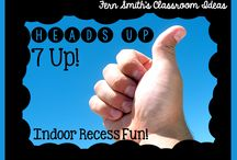 Brain breaks and Indoor recess / by Lori Wheeler
