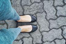 """softsummer"" ballet shoes"