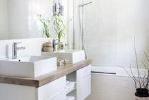 baños estilo nordico