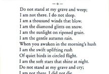 Poetry / by Pamela Murray