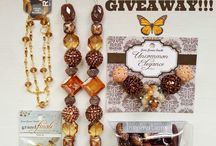Giveaways (free-beads!) / JJB giveaways and promos. Get in on the giveaway action!