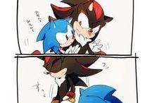 Sonic etc..