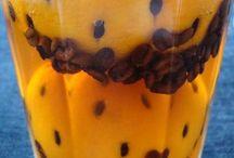 likier pomaranczowo kawowy