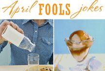 April Fools  / by Brooke Schilz