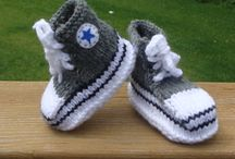 Baby Booties & Slippers / by Emma Vila