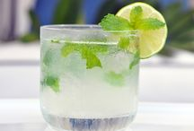 Nonalcohol cocktails