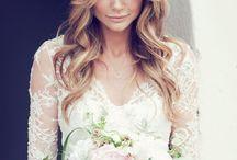 Bröllopsfrisyr
