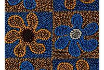 Quadri dal mondo - Australia (dot art)