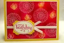 Birthday card ideas / by Donna Kargol