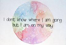Where I'm going