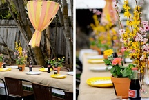 outdoor (birthday) parties.. / by Green Births