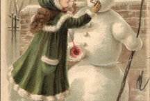 snow-people / by Tnger Cloe