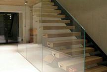 Szklane Wnętrza - szkło w architekturze, balustrady szklane, zabudowy szklane, drzwi szklane, lustra