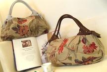 布のバッグ