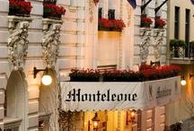Hotels Around the World / Travel Destinations / by Pamela Osborne