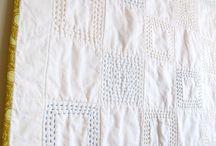 Whole Cloth Quilt Ideas