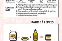 recette produit bio