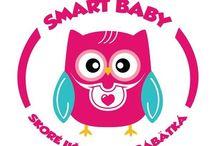 SmartBaby / Zmyslové aktivity pre bábätka od narodenia do 13 mesiacov, ktorých účelom je pomôcť rozvíjať bábätko, prostredníctvom stimulácie zmyslov.