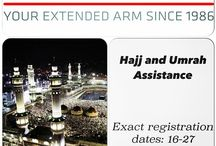 Hajj and Umrah Assistance / With nearly 30 years of experience in international patient facilitation and enhanced service provider network, we provide 24/7 assistance services for pilgrims in their hajj and umrah trips.  We offer our Hajj & Umrah Assistance packages to companies, associations and banks (customer loyalty programs) next to end-users.  Read More... http://marmassistance.com/services/customized-solutions/hadj-and-umrah-assistance/