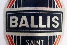 Ballis Saint Etienne