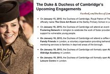 Duchess of Cambridge 2015 / All the events and sightings of Catherine, the Duchess of Cambridge, in 2015