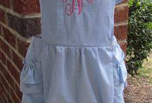 Custom children's clothes