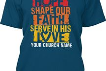 Church Shirt Ideas