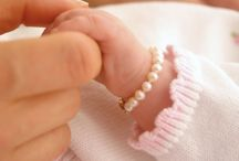 Her First Pearls / Give her the gift of class and mother nature as soon as possible with pearls!  We custom design pieces that will grow with her and that she will cherish.  We consider pearls as pets as they are the only gem made by an animal so you can tell your little girl this is her first pet!
