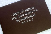Type & Print / by Heather Asbell