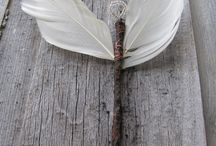 Wings / Angels, fairies, birds, butterflies, dragonflies, ladybugs, feathers - all things that fly and lift us with their wings